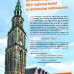 Van harte welkom op de ERSA Policy Day, 31 augustus in Groningen.